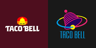 taco bell logo. Exellent Taco New Logo For Taco Bell By Lippincott And Inhouse On