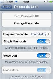 How To Change Your Iphone Password Passcode