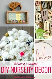 put your spin on your sweet s new room with diy nursery decor ideas that are