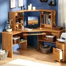 desks corner unit computer desk desks with shelves best images on in inside units plan