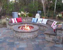 patio ideas with fire pit.  Pit Awesome Outdoor Fire Pit Patio Ideas Dekoration Pertaining To With  Decorations 4 Inside