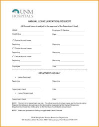 Simple Leaves Application Form Template Excel With Employee Leave ...