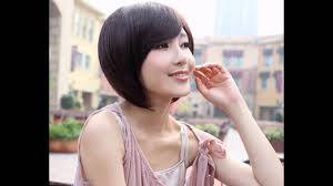 Women Short Hair Style short hairstyles for asian women 2016 youtube 7956 by wearticles.com