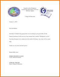 10 Solicitation Letter Tagalog Phoenix Officeaz