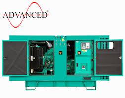 diesel generator. Cummins 110kVA Diesel Generator, C110D5 Genset Generator