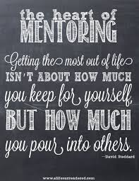 Mentor Quotes on Pinterest | Quotes To Inspire, Coach Quotes and ... via Relatably.com