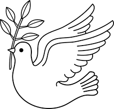 doves clipart black and white. Beautiful Black Png Freeuse Library Line Drawing At Getdrawings Com Free For Clipart Black  And White Peace Dove  In Doves Clipart Black And White D
