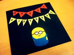 168 Best Minion Cards Images Minion Birthday Card Handmade Cards