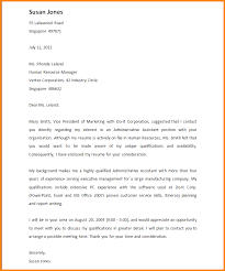 Should You Write Who Refered You In A Cover Letter Dailyvitamint Com