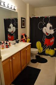 Disney Bathroom 17 Best Ideas About Mickey Mouse Shower Curtain On Pinterest