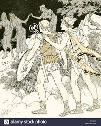 Afbeeldingsresultaat Voor Perseus En Hermes Ovidius Metamorfosen