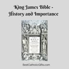 king james history