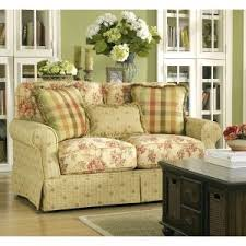 country cottage furniture. French Cottage Furniture Room Living Furniture Loveseats Ella Spice Loveseat Intended Country