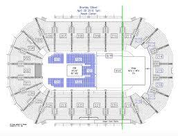 Valid Eric Church Seating Chart Resch Center Kfc Yum Center