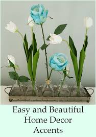 Small Picture So Easy To Get Beautiful Home Decor Accents with Afloral Designs