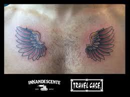 Tatuaggi Chieti Realistico Cartoon Color Cover Up The Little