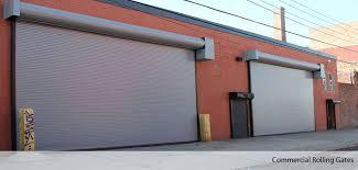 commercial garage door restaurant. 01 Commercial-gate Commercial Garage Door Restaurant