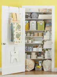 Bathroom Closet Organization Ideas Classy 48 Beautifully Organized Linen Closets The Happy Housie