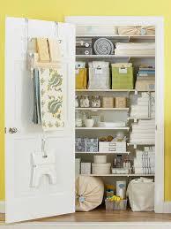 Bathroom Closet Organization Ideas Classy 48 Beautifully Organized Linen Closets The Happy Housie