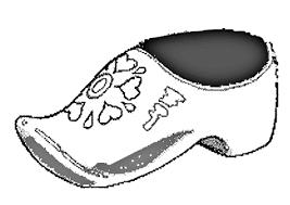 Kleurplaat Holland Molen Malvorlage Windmhle Ausmalbild 24654