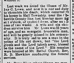 Ivy Lowe death - Newspapers.com