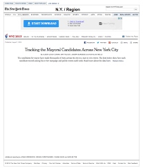 Interactive Across Feature N Candidates c Mayoral Tracking y The qwvx0ROA