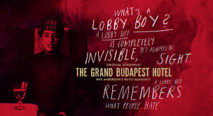 Grand Budapest Hotel Quotes Mesmerizing Quote Of The Grand Budapest Hotel QuoteSaga