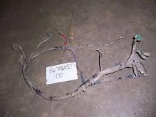 honda fourtrax trx wiring harness honda trx250 fourtrax 250 utility wiring wire harness wires electrical 86 1986