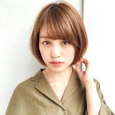 Medium Short Hairおしゃれまとめの人気アイデアpinterest Yenii