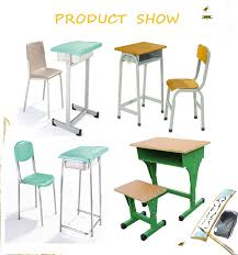 high quality plastic student desk standard size of school desk chair height school furniture children table