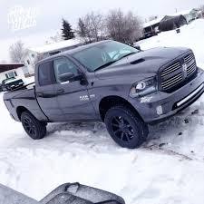 2014 ram 1500 tire size 20 x 8 5 gloss black kmc slide wheels with lt275 65r20 falken wildpeak
