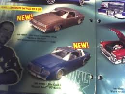 new release model car kitsRevell 87 Cutlass and 87 Regal  Scale Auto Magazine  For
