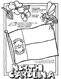 Small Picture North Carolina Coloring Page crayolacom