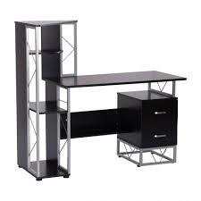 sauder multi level computer desk