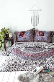 plum magical thinking luna medallion duvet cover urban outers magical thinking grey elephant stamp duvet cover