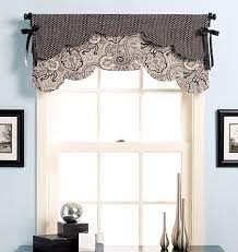mccall s pattern b5369 curtains for kitchen window treatments