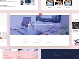 Career Page Design Templates Html Maxagan Creative Html Template By Themepicks On Dribbble