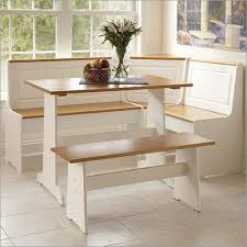 Kitchen Table With Bench Set Kitchen Table Bench Seat Laptoptabletsus