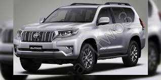 Toyota Prado 2018 Release Date, Price, Specs, Interior