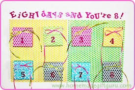 Advent Calendar Templates For Diy Countdown Calendars