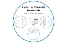 Lyda . A Newman by alexander bertholf
