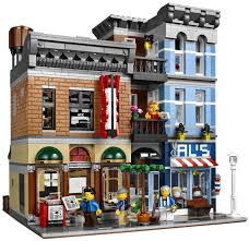 lego office building. Each Year Lego Puts Out An Exclusive Modular Building And They Are Always Pretty Special. In January Of 2015, Detective\u0027s Office (10246) Hits The Shelves.