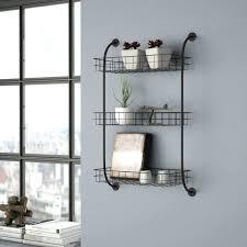 metal floating shelves shelves floating diy
