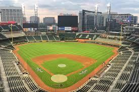 Atlanta Braves Stadium Design Atlanta Braves Debut Populous Designed Stadium For Opening