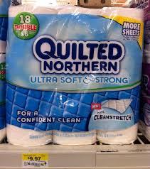 Quilted Northern Toilet Paper $1.25 off Coupon + Walmart Deal &  Adamdwight.com