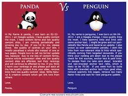 google panda vs google penguin blog here are the write an essay sort of comparison and some brief introduction of google panda and google penguin