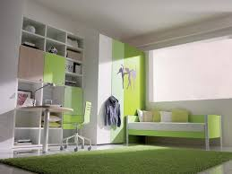 colorful teenage bedroom design for girls exciting teenage girl room decorating with green fur rug