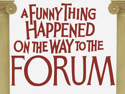 Image result for a funny thing happened on the way to the forum