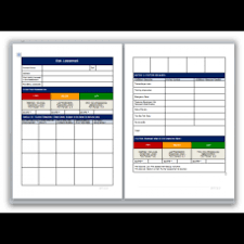 Method Of Statement Sample Blank Method Statement and Risk Assessment Template Pack 47