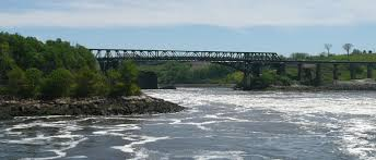Reversing Falls Railway Bridge